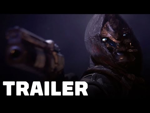 The Last Stand of Cayde-6 the Gunslinger Trailer