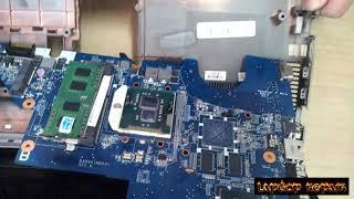 Satya Service Remove Vga Ati HP G42 Compaq CQ42 CQ62 How To Fix Laptop Display Not Working
