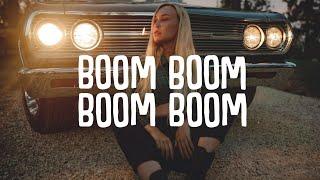 LIZOT & Amfree & Ampris - Boom Boom Boom Boom (Lyrics)