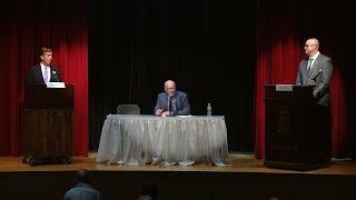 East Lyme selectman candidates debate