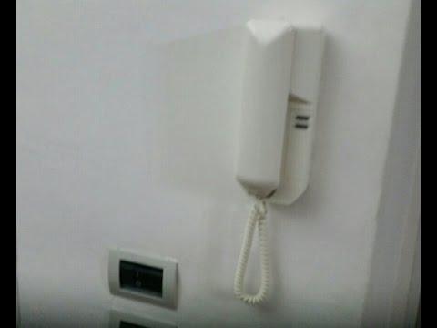 Come collegare elettricamente un citofono