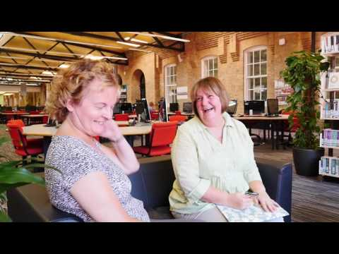 Access to Higher Education: Beverley's Story