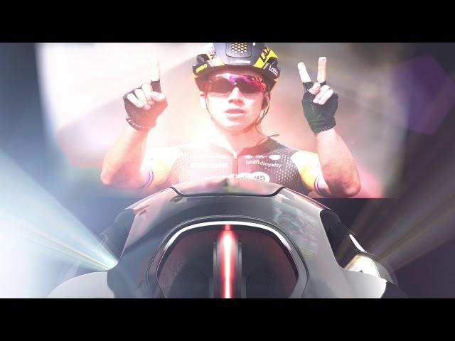 Видео Шлем Lazer Century черно-красный