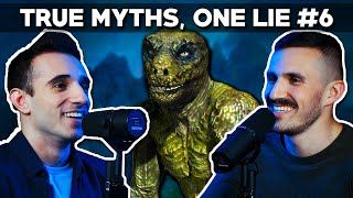 Are Humanoid Creatures Real? (TMOL Podcast #6)
