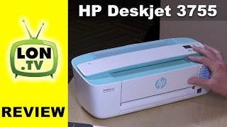 HP Deskjet 3755 All in One Review - $69 compact printer / scanner / copier