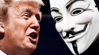 Anonymous - Endgame Begins In America... (Takedown of President Trump)