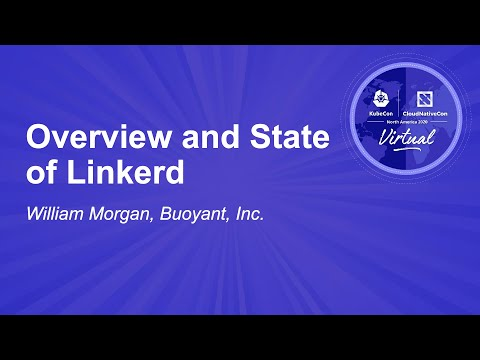 Image thumbnail for talk Overview and State of Linkerd