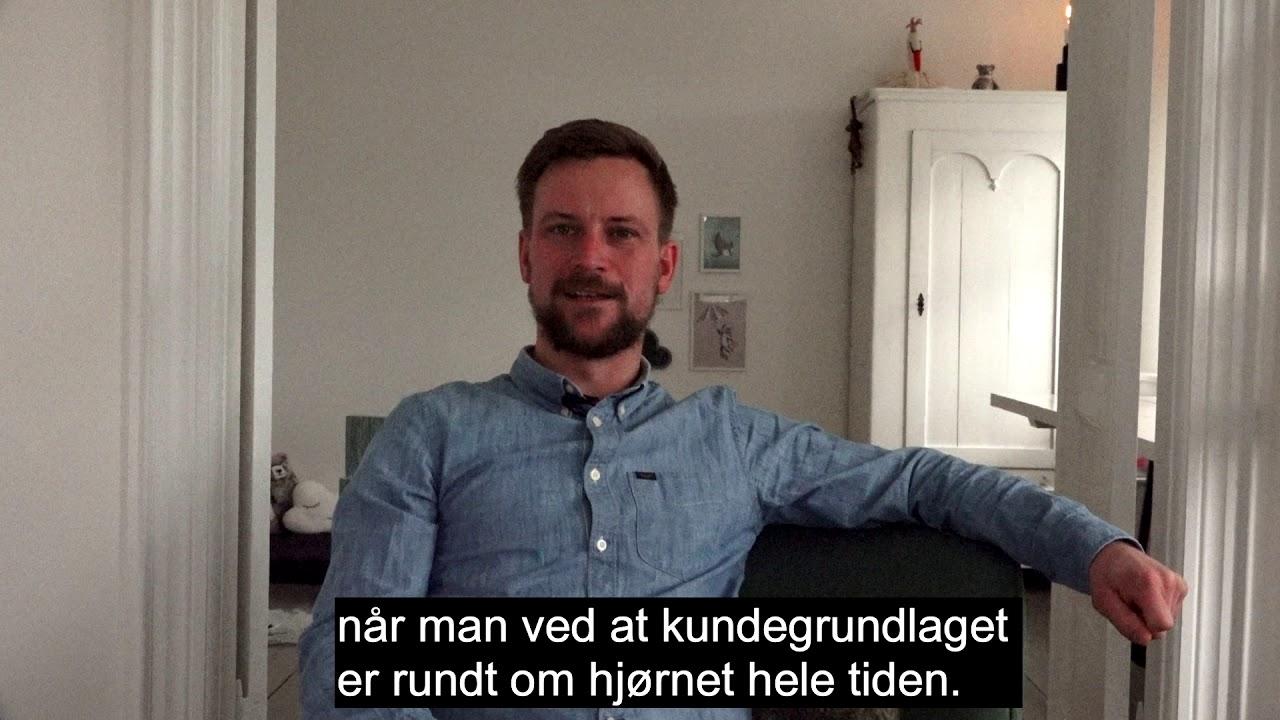 Fra København til ÆRØ