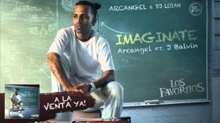Imaginate - Arcangel feat. J Balvin (Video)