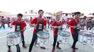 CBBD Drill - Kapisanan ng Bagong Samahan 75th Anniversary :)