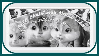 Alvin And The Chipmunks Sing Santa Claus Is Coming To Town