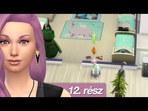 Sims 4 Tökéletes Genetika Kihívás 12. rész - Akkor is mész a bilire!!  | Csillsz Games letöltés