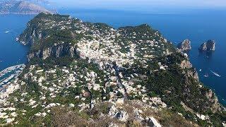 Island Of Capri, Italy In 4K Ultra HD