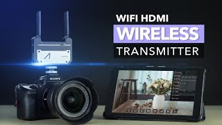 $220 HDMI VIDEO TRANSMITTER   Accsoon CineEye Review