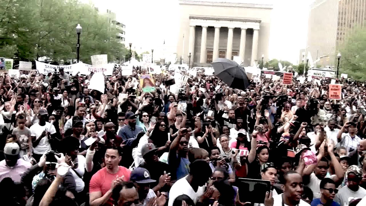 Baltimore Riot  Event