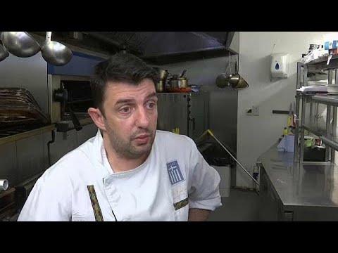 Νίκος Κουλούσιας, ο Έλληνας σεφ του βασιλικού γάμου