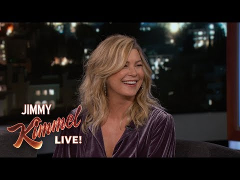 Ellen Pompeo on Her New Baby & The Patriots Loss