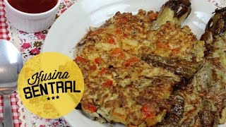 TORTANG TALONG | NEW FILIPINO COOKING CHANNEL | Kusina Sentral