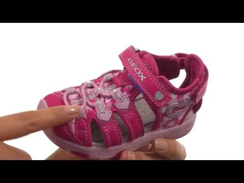 Geox Kids Baby Sandal Multy Girl 1 (Toddler)  SKU:8641342