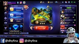 🔴[LIVE] Mobile legends  | Ennjoooy