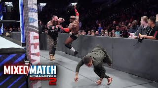 Four undefeated teams go to battle in this week's WWE MMC