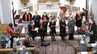 Schola Vřesina 2013 Tradiční koncert/2 Je krásné být Božím dítětem