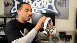 V-MODA XS On-Ear Professional Headphones Video Review