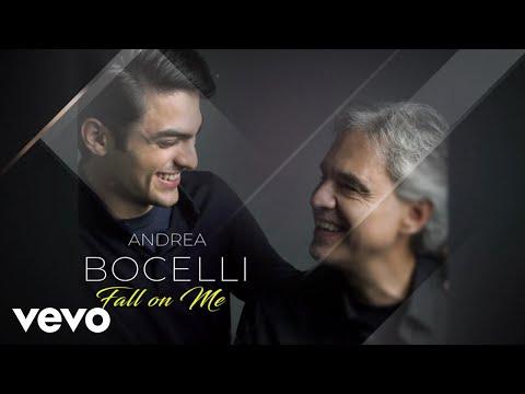 Andrea Bocelli, Matteo Bocelli - Fall on Me (Commentary)