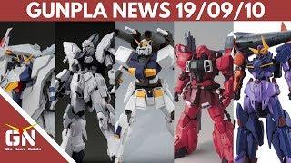 Gunpla News: Mudrock, Stein, Sandrock,Zaku,GNX,REGZ,Heavyarms,Penelope,UC Reissue