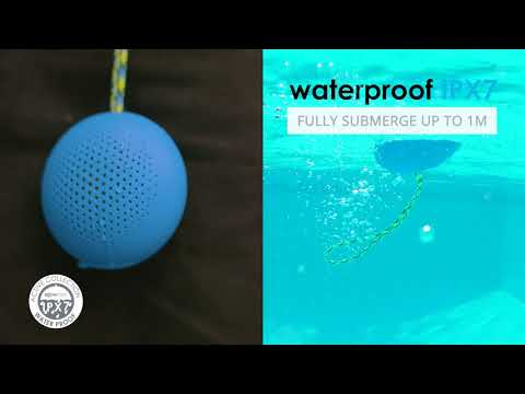 Boompods Rokpod Bluetooth Outdoor Portable Speaker - Video Presentation