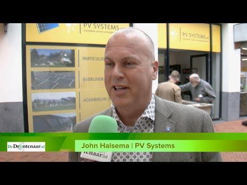 "VIDEO | PV Systems opent winkel: ""Laagdrempelig zonne-energie over de bühne brengen"""