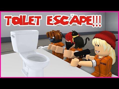 Toilet Escape with Ronald!