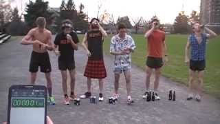 Gillespie Invitational Beer Mile