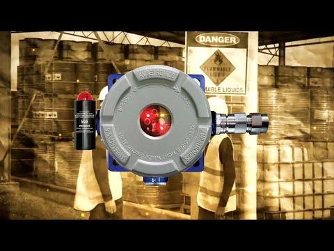 Flameproof Flame Detector