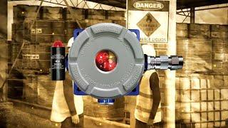UV & IR based Flame Detector | Flame Detection
