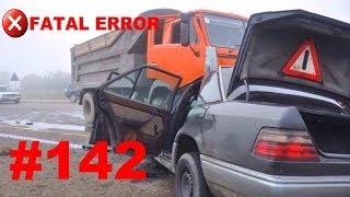 🚘🇷🇺[ONLY NEW] Russian Car Crash Compilation (08 August 2018) #142