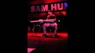 """Sam Hunt """"Gonna Make You Miss Me"""""""