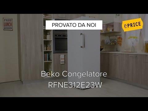 Video Recensione Congelatore Verticale Beko RFNE312E23W