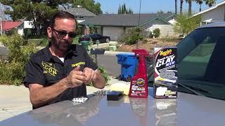 How to use Meguiar's Clay Bar Kit W/Paul Henderson   4/2018