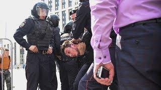 Разрешать запрещается. Как российские власти отказывают в согласовании митингов