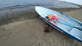 #Анапа #Погода - ПЛОХИЕ НОВОСТИ! Море в Анапе - ЦЕНТРАЛЬНЫЙ ПЛЯЖ!