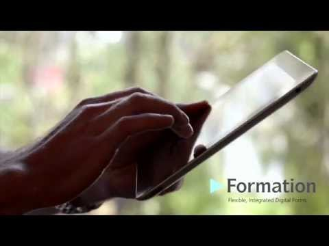 Formation Software Digital Forms - For Desktop iOS and Android video thumbnail