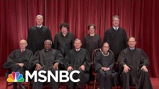 How The President Donald Trump Administration Is Bucking The Legal Process   All In   MSNBC