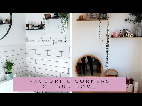 5 FAVOURITE CORNERS OF OUR HOME | FAMILY HOME RENOVATION