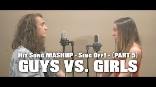 Hit Song Mashup   SING OFF   PART 5   (feat. Raina Harten)