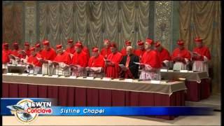 Conclave Procession 20130312