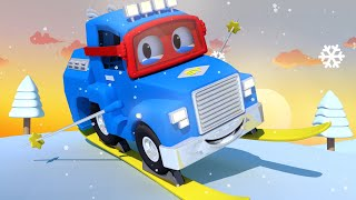 The Dragon Truck Carl The Super Truck In Car City Children