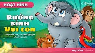 Bướng bỉnh Voi con - Truyện cổ tích việt nam - Hoạt hình cho Trẻ Em