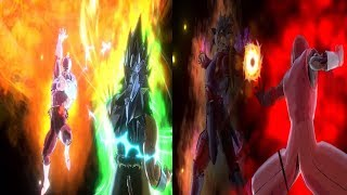 #6 The End Of Son-Goku and Vegeta/The Battle Between Evil and Good (DBZ: Ancient Saiyan) -DBXV2