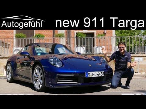 External Review Video 9Y1jdBljlbk for Porsche 911 Targa 4 & Targa 4S (8th gen, 992)